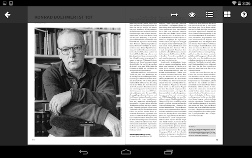 Neue Zeitschrift fu00fcr Musik 7.2.63 screenshots 6