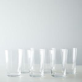 Basic Bar Glasses (Set of 6)