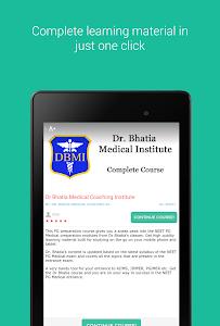 Dr Bhatia PG Medical Course v2.53