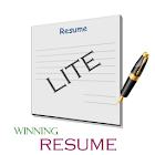 Winning Resume icon