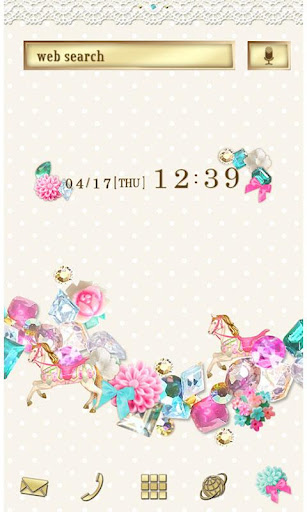 Cute Theme-Lovely Gems- 1.1 Windows u7528 1
