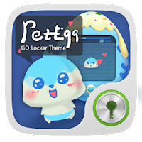 Pet Egg GO Locker Theme 1.00