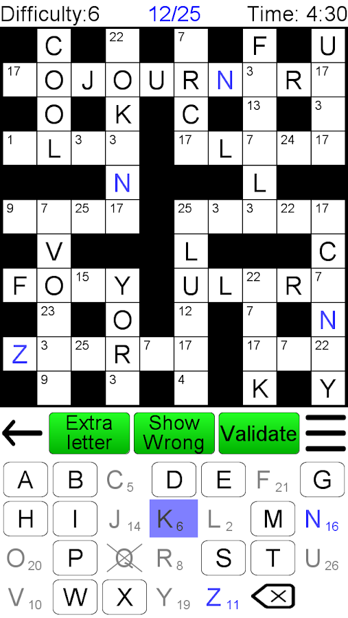 Codeword Unlimited +- screenshot