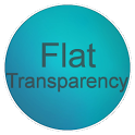 Flat Transparency Theme icon