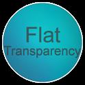 Flat Transparency Theme icon