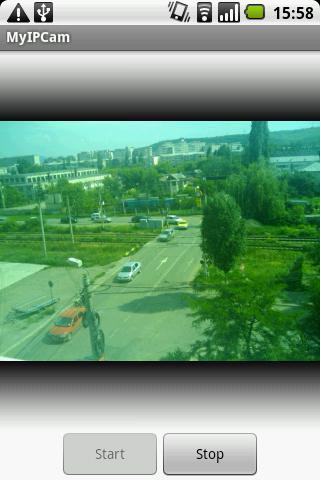 My Ip Cam- screenshot