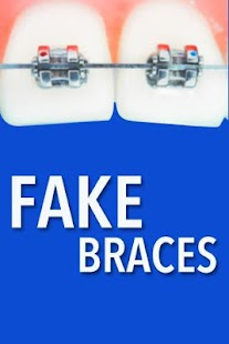 How to Make Fake Braces