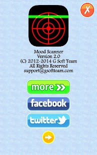 Mood Scanner Ultimate - screenshot thumbnail