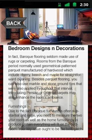 Bedroom Designs n Decorations