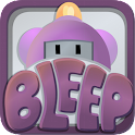 Bleep Word Guessing Game logo