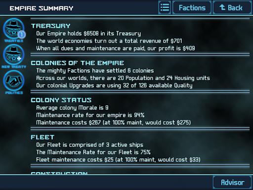 Star Traders 4X Empires Elite  screenshots 22