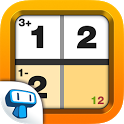 Mathdoku+ Sudoku Style Smart Pro Math Puzzles icon