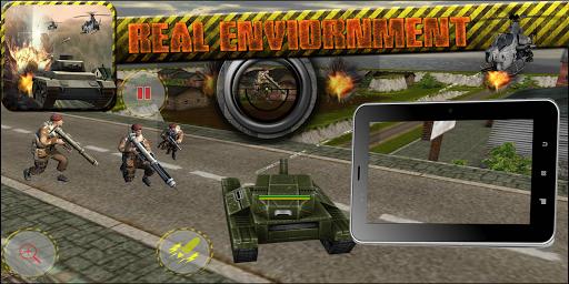 Commando War:Gunship Strike