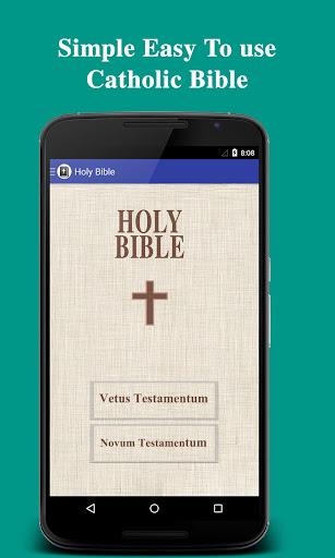 Latin Bible-Latin Vulgate FREE