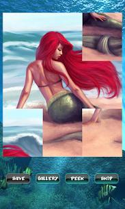 Mermaid puzzle 2.18.0 Apk Mod (Unlimited Money) Latest Version Download 8
