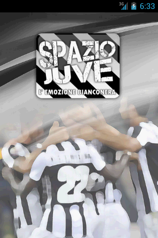 SpazioJuve - screenshot
