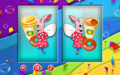【免費教育App】仙女豬拼圖-APP點子
