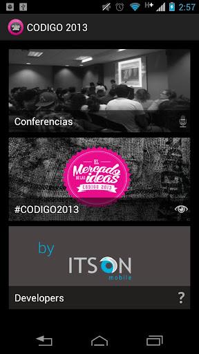 CODIGO 2013