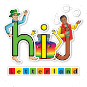 Letterland Stories: H, I & J