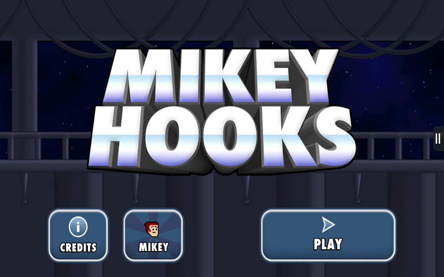 Mikey Hooks - screenshot