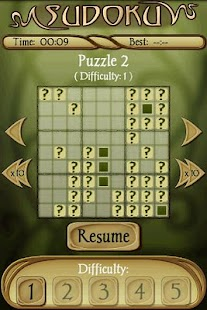 Sudoku Screenshot 37