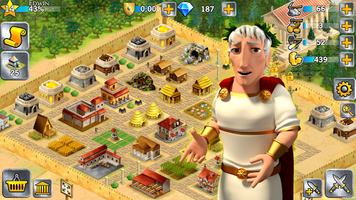 Battle Empire: Rome War Game 1.6.2 Screenshots 6