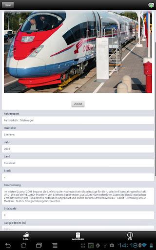 【免費書籍App】1000 Schienenfahrzeuge-APP點子