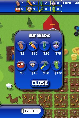 Pocket Farm- screenshot