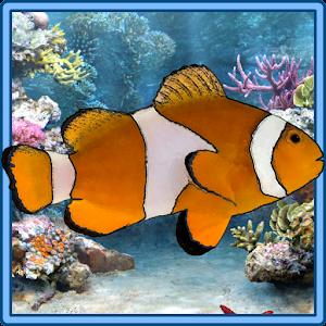 Acquario animato wallpaper app android su google play for Sfondi animati pesci