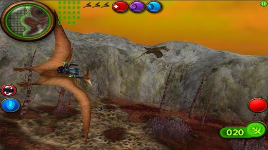 Nanosaur 2- screenshot thumbnail
