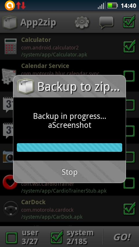 App2zip Pro Screenshot 2