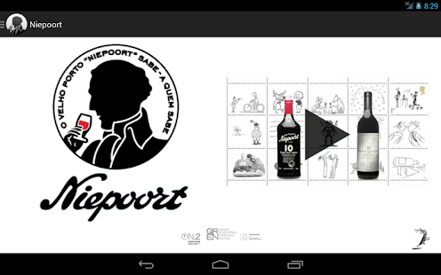 Niepoort- screenshot thumbnail