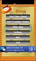 Screenshot of 너구리+(탭전용)