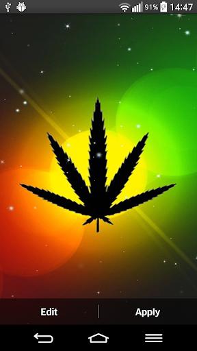 拉斯塔 大麻 动态壁纸