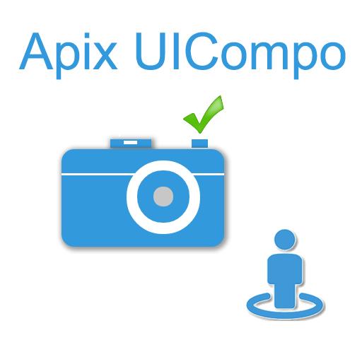Apix UICompo LOGO-APP點子