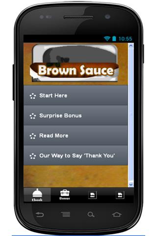 Brown Sauce Recipe
