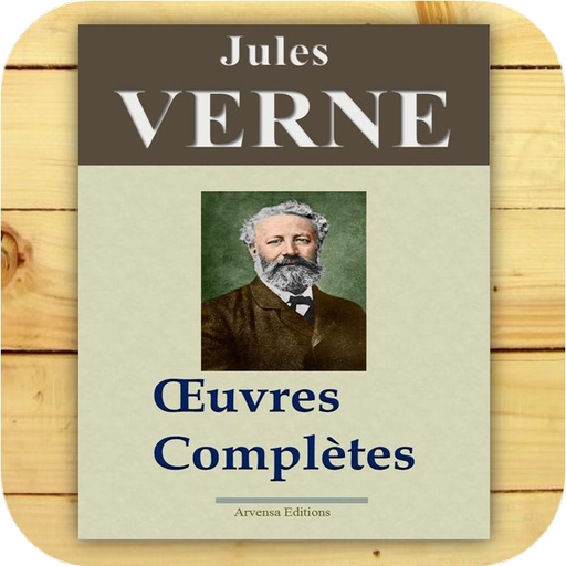 Jules Verne : Oeuvres majeures LOGO-APP點子