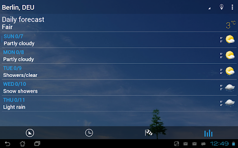 Transparent clock & weather v0.84.40