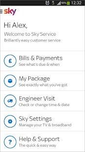 Sky Service - screenshot thumbnail