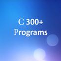 C 300+ programs icon