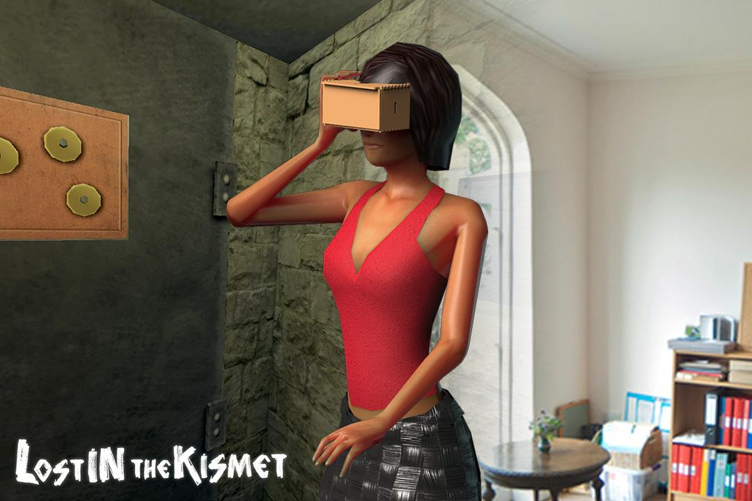 Lost In The Kismet - VR Escape- screenshot
