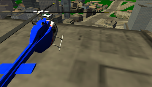 City Helicopter  screenshots 7