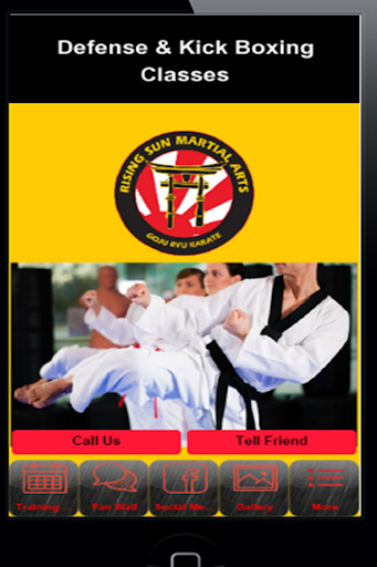 Rising Sun Martial Arts