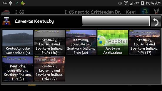 Cameras Louisville & Kentucky - screenshot thumbnail