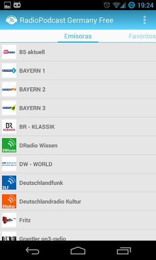 RadioPodcast Germany Free