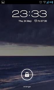 Stormy Ocean Live Wallpaper HD- screenshot thumbnail