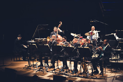 Jazz at Lincoln Center Orchestra i Wynton Marsalis
