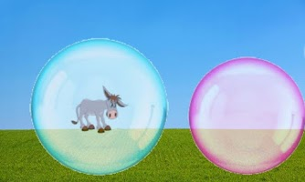 Screenshot of Bubbles for toddlers