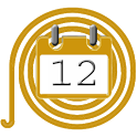 2016 UK Holidays Calendar icon