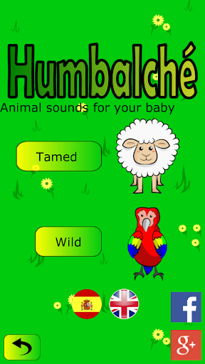 Humbalché: Animal sounds